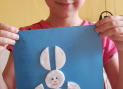 Аня и её заяц